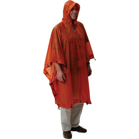 Exped Bivy-Poncho UL Unisex terracotta
